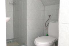 Łazienka - Pokój 2-osobowy